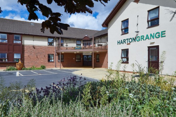 Harton Grange Care