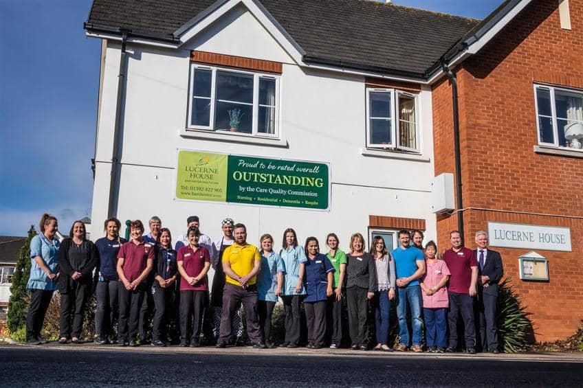 Newlands Care Home Cqc